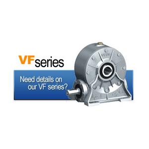 گیربکس های حلزونی سری VF