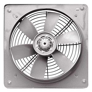 هواكش آكسيال صنعتی - سبک فلزی