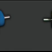الکترو گیربکس شافت مستقیم دوسرشافت