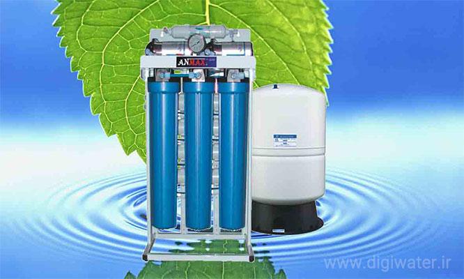 کاهش مصرف انرژی پمپ آب